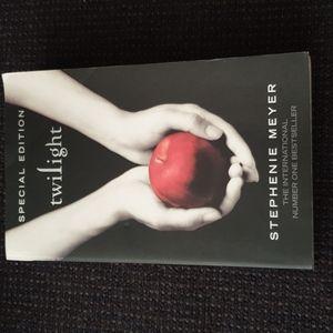 Twilight Book by Stephanie Meyer